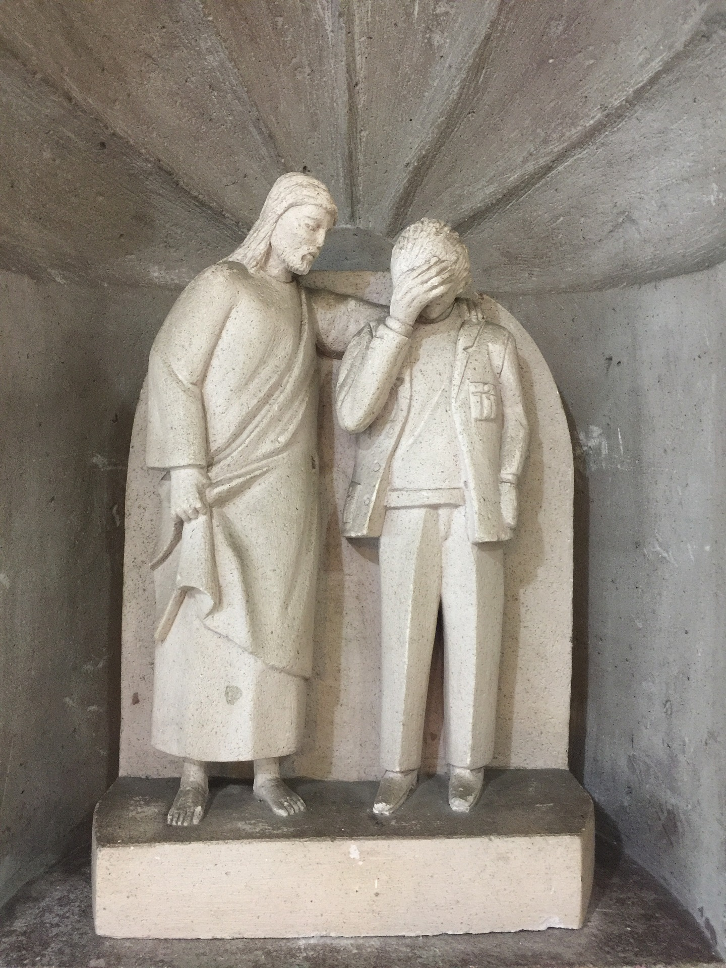 Sculpture of Prodigal Son